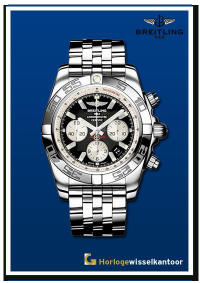 Breitling-horloge-Chronomat-horloge