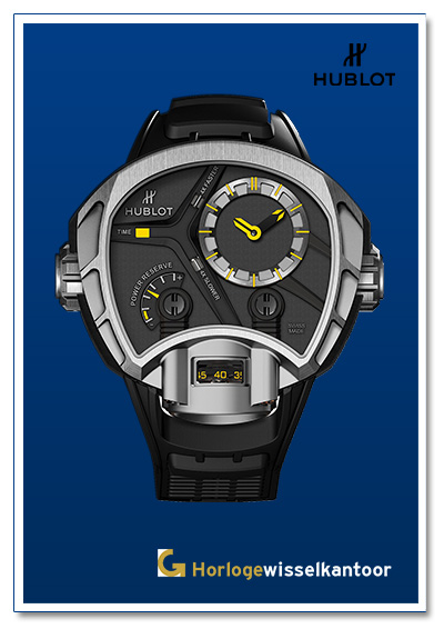 Hublot horloge | Master Piece