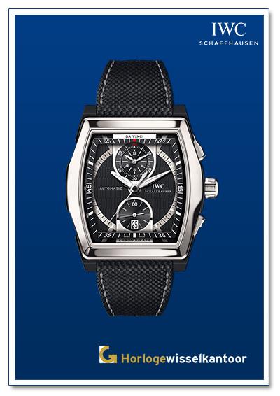 IWC horloge Da Vinci family