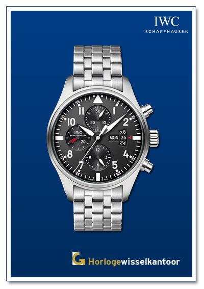 IWC horloge Pilot Watch