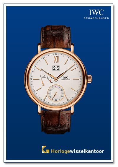 IWC horloge PortoFino