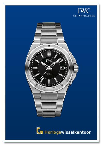 IWC horloge Ingenieur