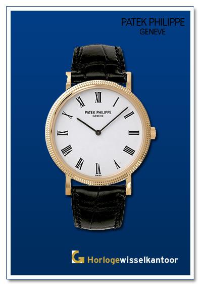 Patek Philippe horloge Calatrava