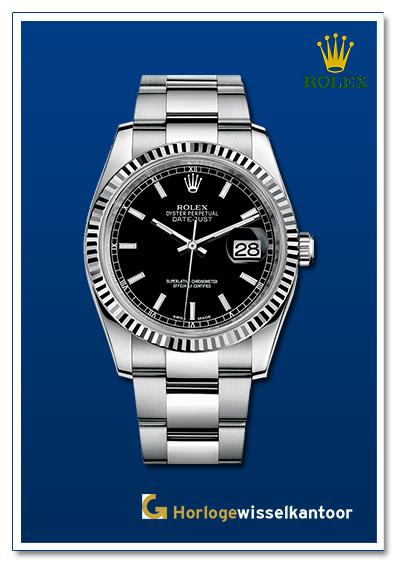Rolex horloge Datejust horloge