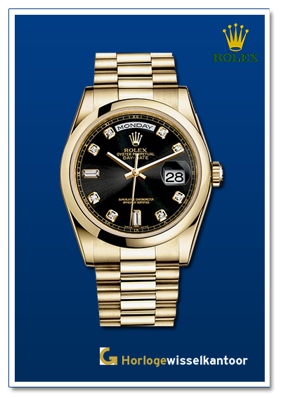 Rolex horloge Day date horloge