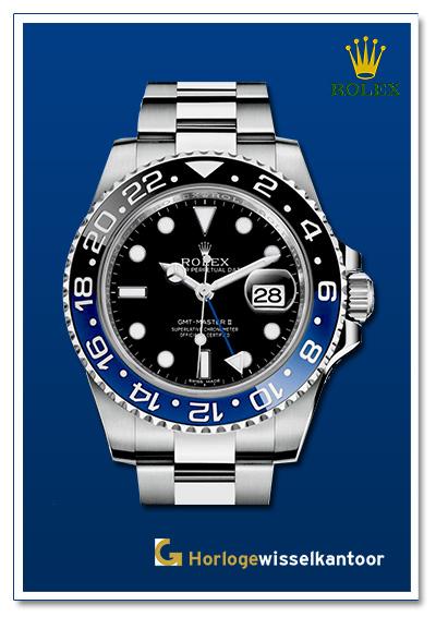 Rolex horloge GTM Masters horloge