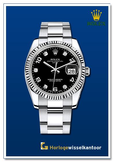 Rolex horloge Oyster Perpetua horloge