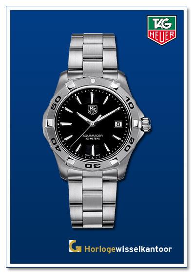 Tag Heuer horloge Aquaracer-horloge