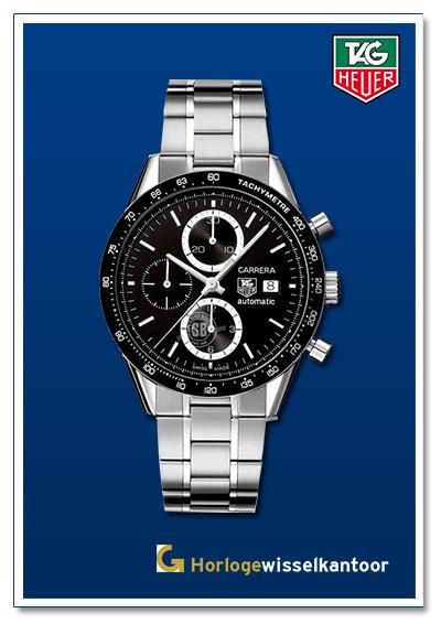 Tag Heuer horloge Carrera-horloge