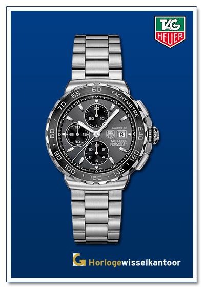 Tag Heuer horloge Formule-1-horloge