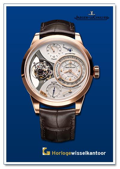 Jaeger-LeCoultre horloge Jaeger-leCoultre-Duometre