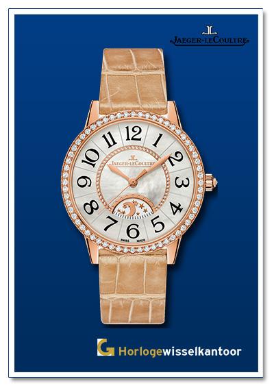 Jaeger-LeCoultre horloge Rendez-vous