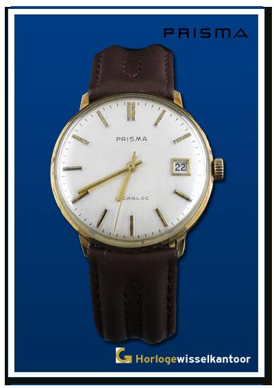 Prisma-horloge-Gouden-heren-horloge
