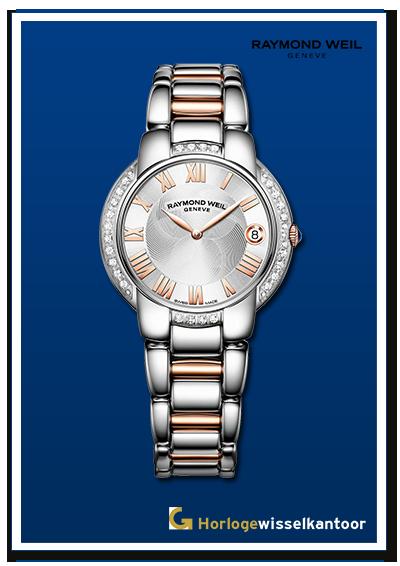 Raymond-Weil-horloge-Jasmine-dameshorloge