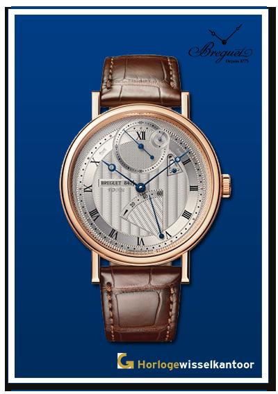 Breguet horloge Classique Chronmetrie horloge