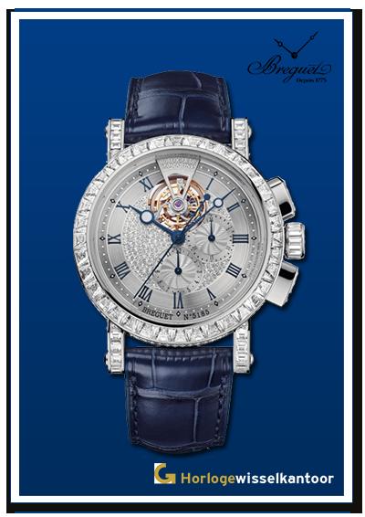 Breguet horloge Marine-Grande Complication horloge