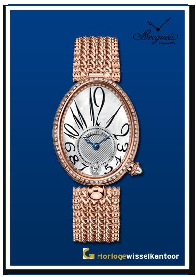 Breguet horloge Reine de Napels horloge