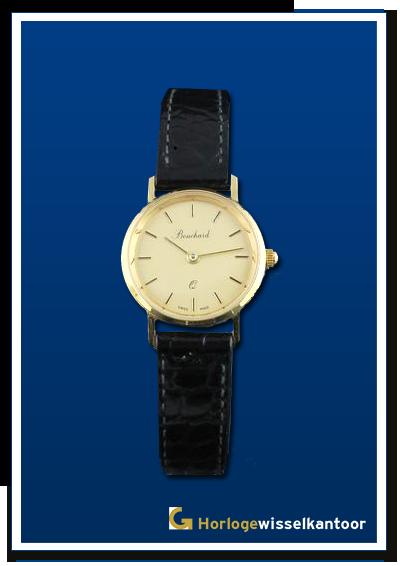 Bouchard-horloge-gouden-dames-horloge