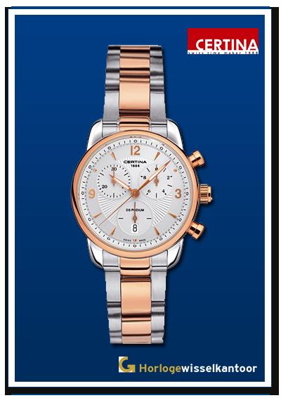 Certina-horloge-DS-Lady-horloge