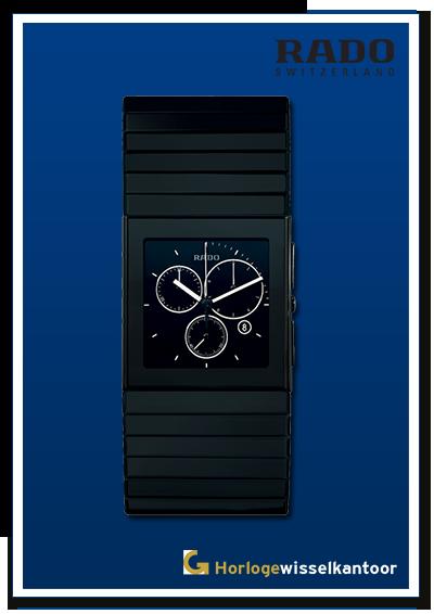 Rado-horloge-Ceramica-horloge