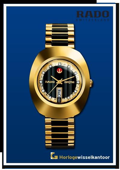 Rado-horloge-Diastar-horloge