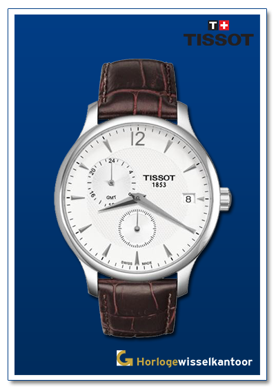 Tissot-horloge-Classic-horloge
