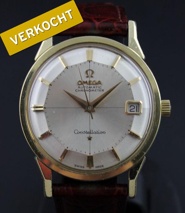 Omega-Contellellation-heren-horloge-verkocht