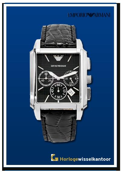 Horlogewisselkantoor-Emporio-Armani-Chrono-watch