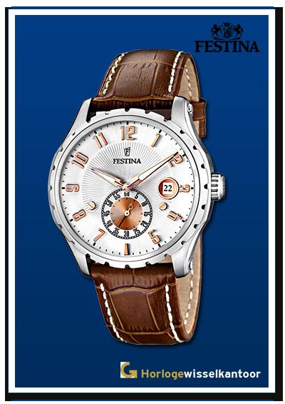 Horlogewisselkantoor-Festina-Chrono-Rose-horloge