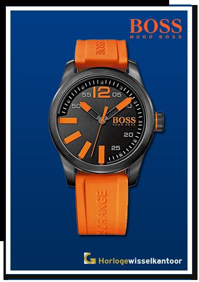 Horlogewisselkantoor-Hugo-Boss-Paris-horloge