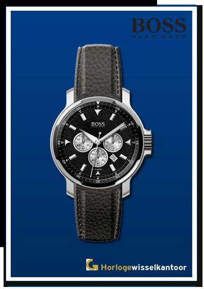 Horlogewisselkantoor-Hugo-Boss-chrono-horloge