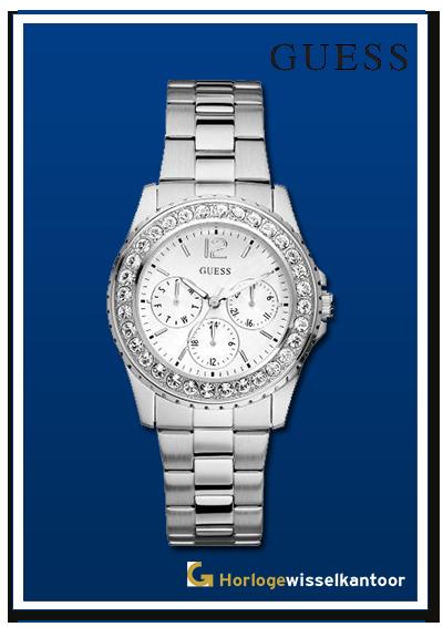 Horlogwisselkantoor-Guess-dames-horloge