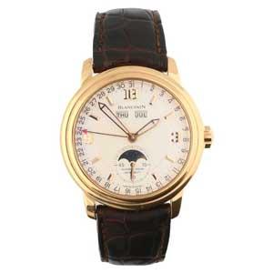 Blancplain horloges verkopen | Luxe horloge merken
