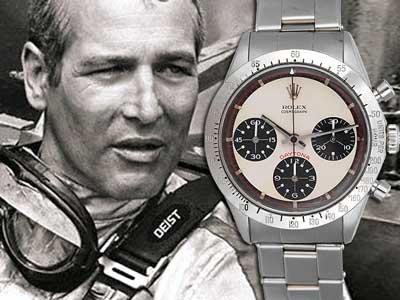 Rolex Daytona vernoemd naar de legendarische racebaan Daytona beach