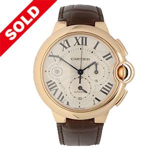 Cartier Ballon Bleu Chronograph 2007