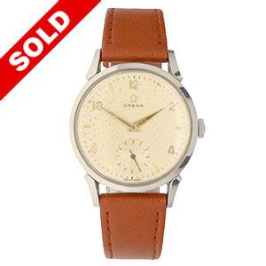 Omega 2612-4 Vintage dress watch