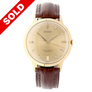 Rolex 8940 Vintage dress watch