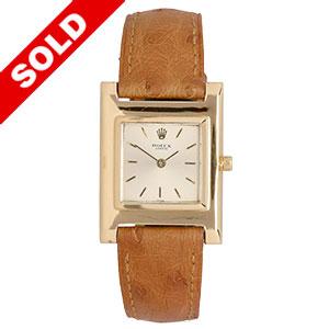 Rolex Cellini 4578 vintage watch