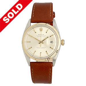 Rolex Datejust 1601 automaat 1966
