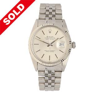 Rolex Datejust 68240 Smooth Bezel 1985