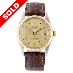 Rolex Datejust Fluted bezel 1987