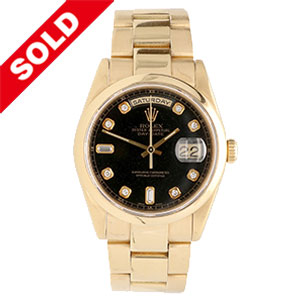 Rolex Day Date Domed bezel