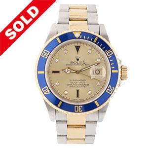 Rolex Submariner Superlative Chronometer