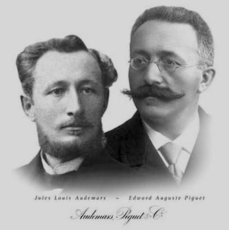Jules Louis Audemars en Edward Auguste Piguet