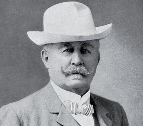 Oprichter van Zenith Georges Favre-Jacot