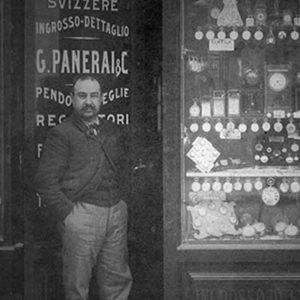 Giovanni Panerai. Oprichter van Panerai.
